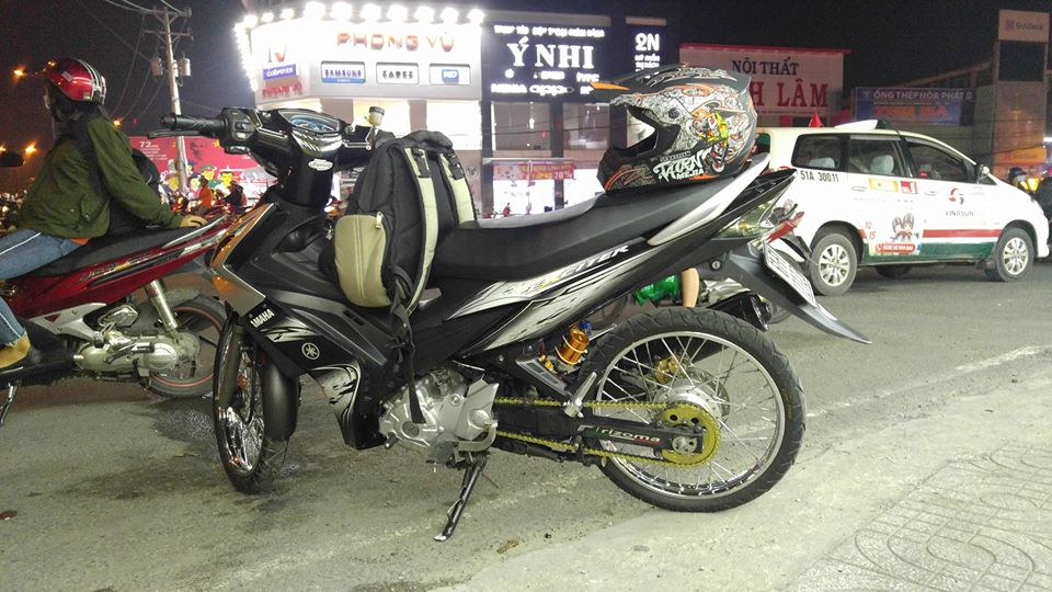 Exciter 135 do hack nao voi phong cach cua sung lam nghe - 7