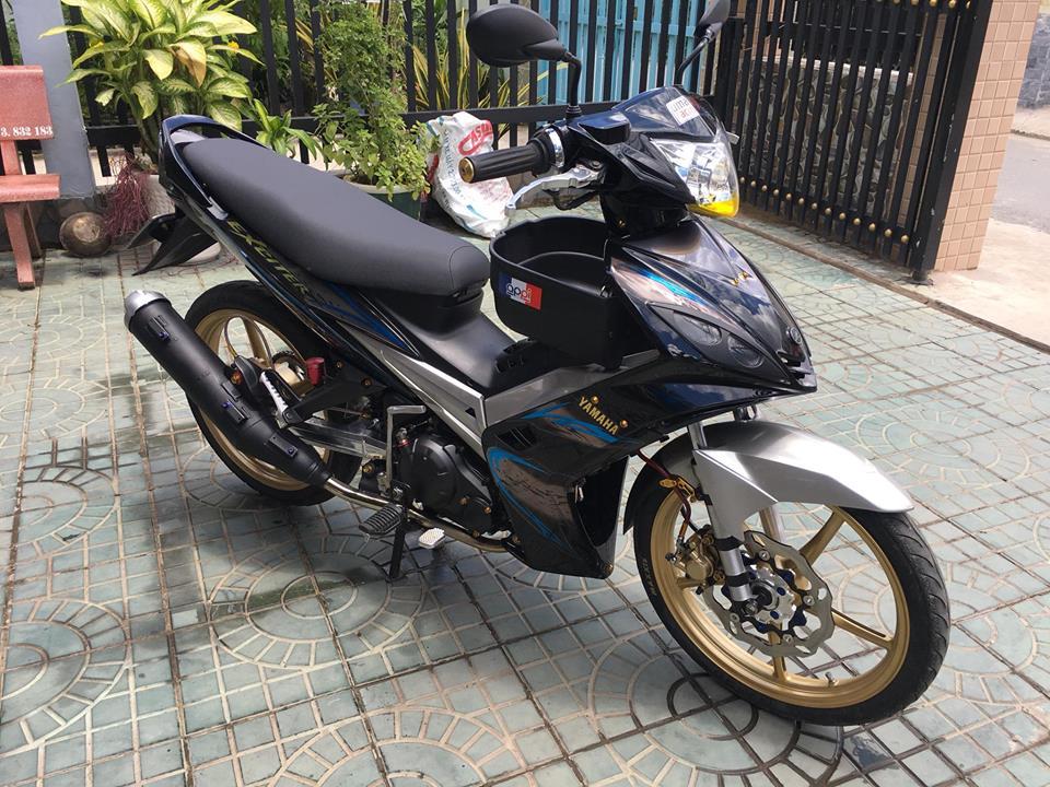 Exciter 2010 do kieng don gian day an tuong cua dan choi Viet - 8