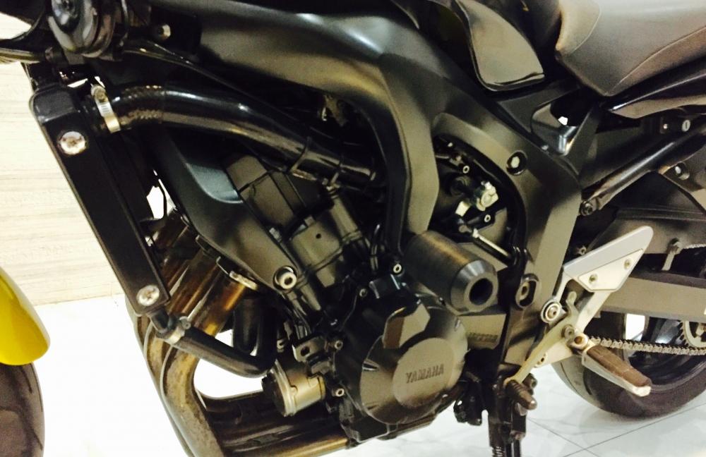 Fz6 S2 ABS HQCN 2010 chau au full power khung suon alumium - 8