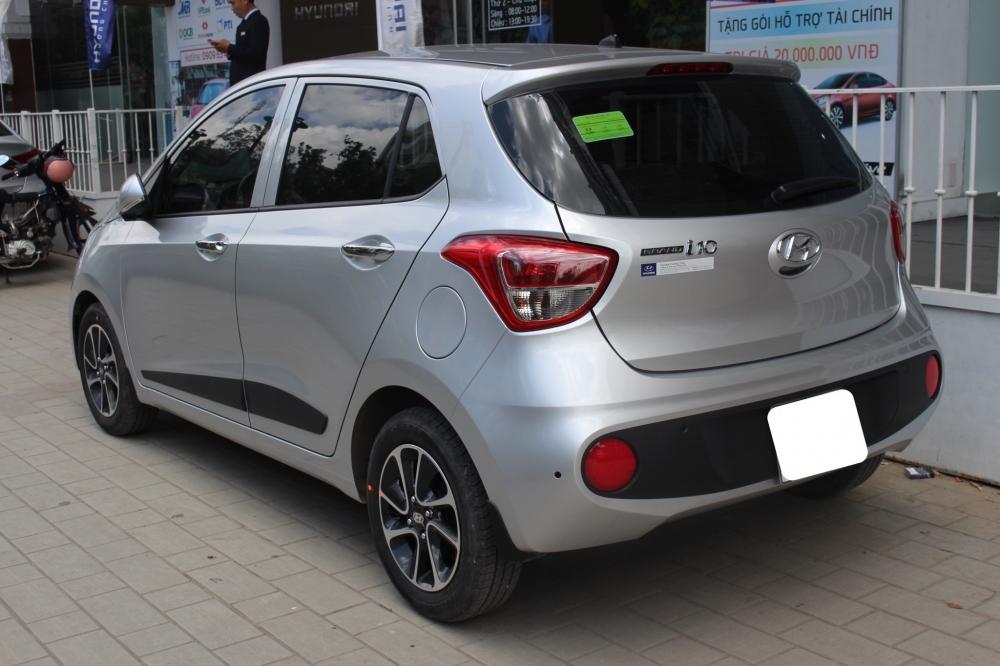 Giam gia dac biet Hyundai grand i10 so san tu dong - 5