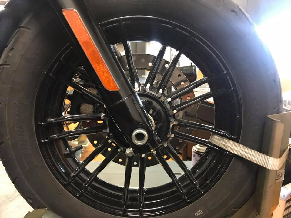 Harley Forty Eight 48 2017 HQCN gia cuc tot - 10