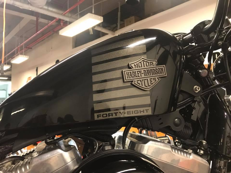 Harley Forty Eight 48 2017 HQCN gia cuc tot - 11