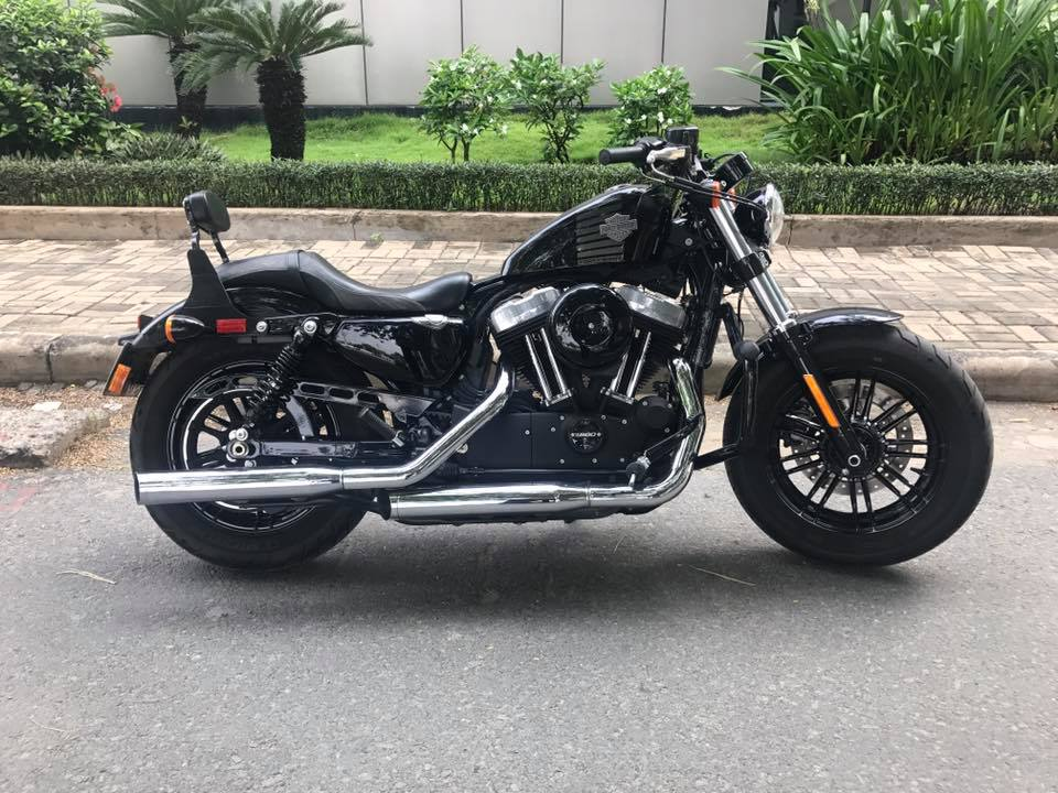 Harley Forty Eight 48 2017 HQCN gia cuc tot - 12