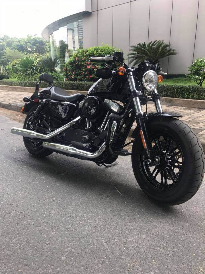 Harley Forty Eight 48 2017 HQCN gia cuc tot - 13