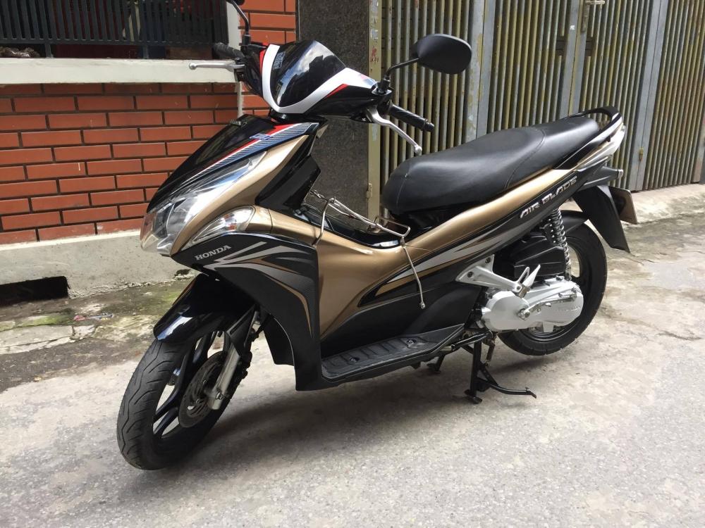 honda Air blade Fi pb 2012 bks 29 5 so2 khoanau den gap 24tr500 nguyen ban con rat moi - 2