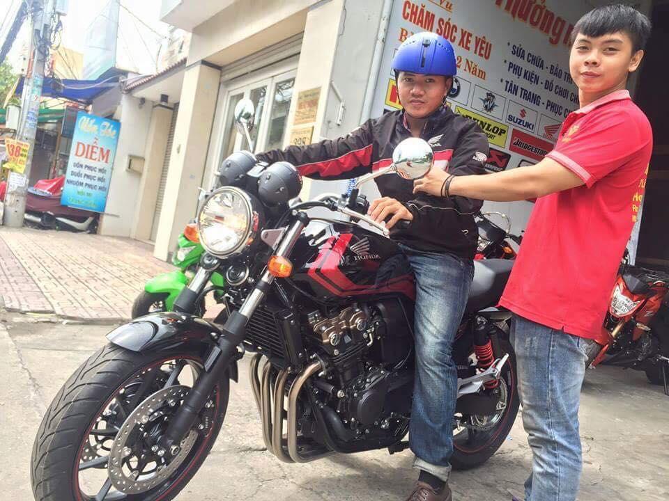 Honda CB 400 ABS Edition 2017 - 7