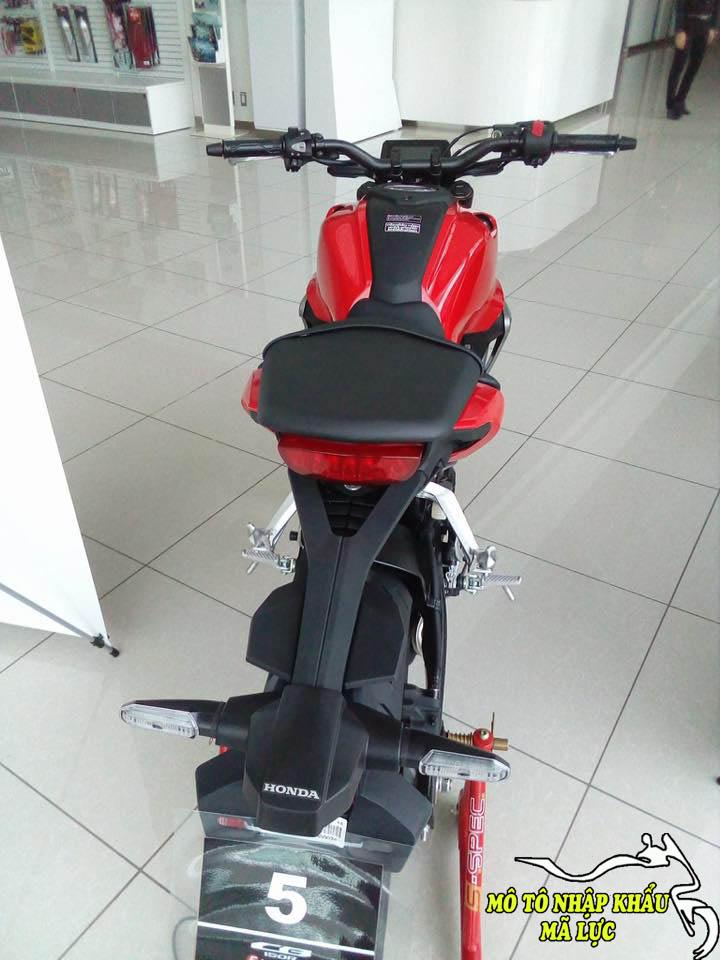 Honda CB150R Exmotion 2018 nhap khau Thai Lan - 3