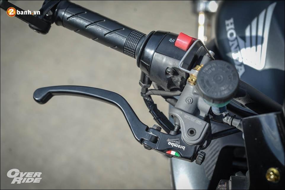Honda CB650F Chien binh Nakedbike cung cap voi ban do bui bam phong tran - 6
