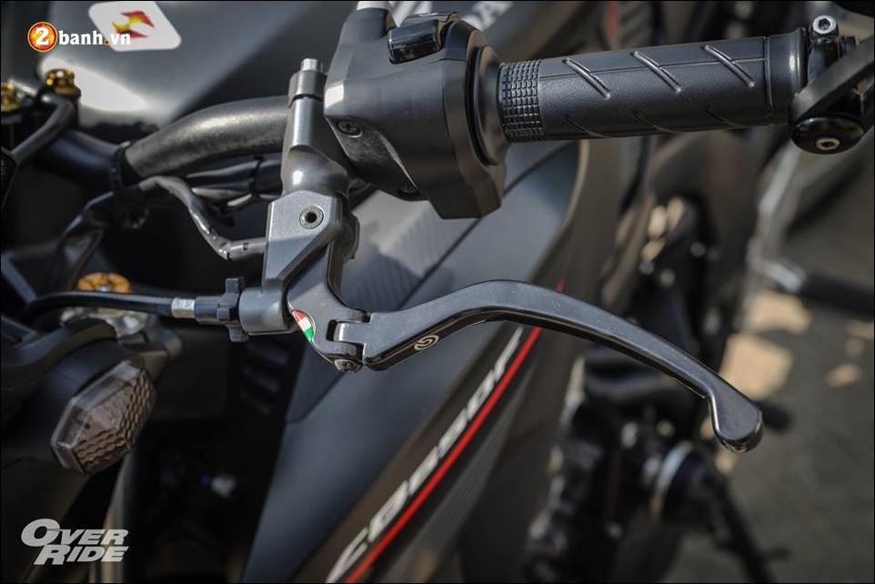 Honda CB650F Chien binh Nakedbike cung cap voi ban do bui bam phong tran - 8