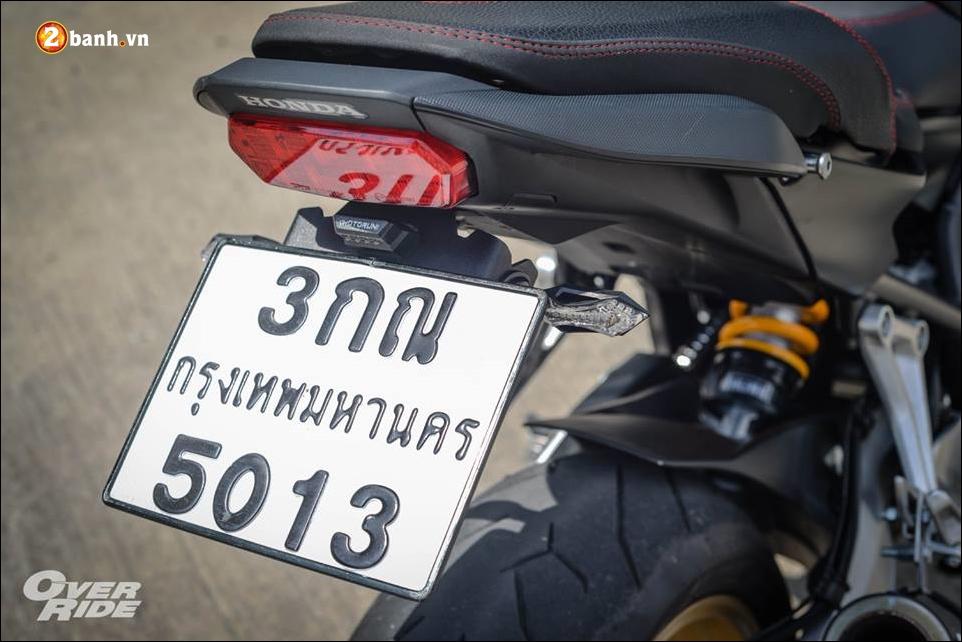 Honda CB650F Chien binh Nakedbike cung cap voi ban do bui bam phong tran - 20