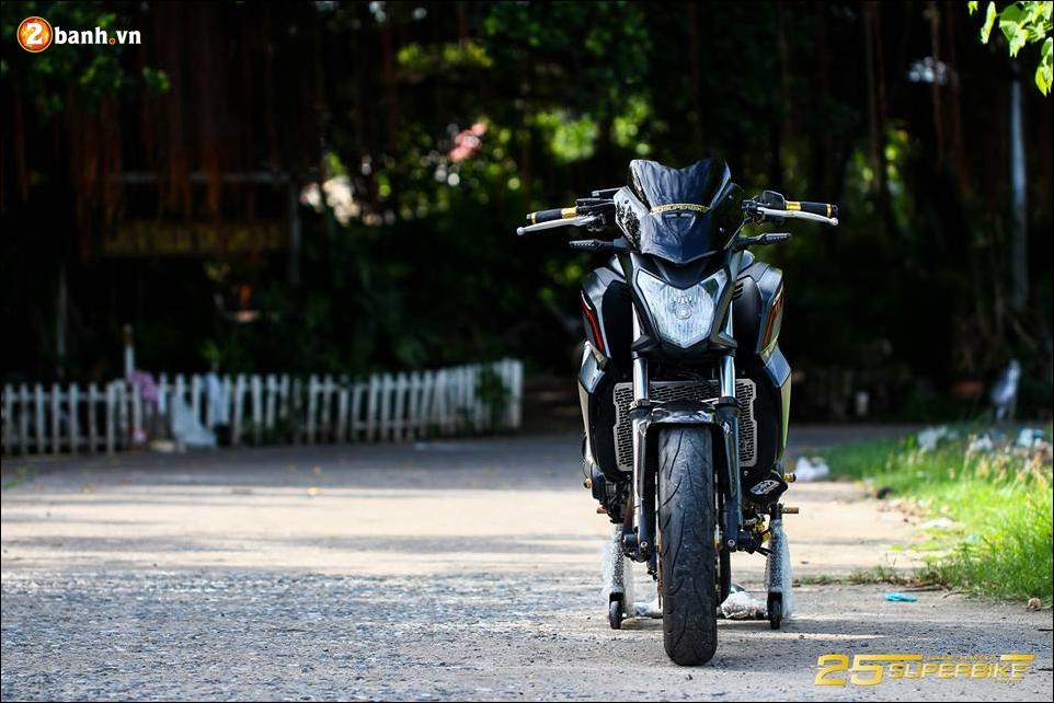Honda CB650F do tinh te qua cong nghe do choi Titanium - 4
