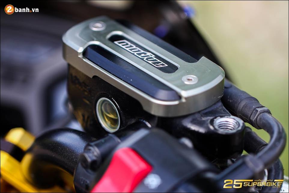 Honda CB650F do tinh te qua cong nghe do choi Titanium - 6