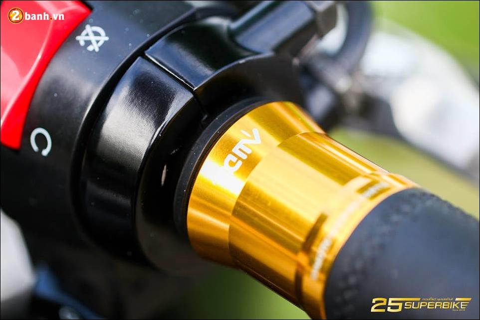 Honda CB650F do tinh te qua cong nghe do choi Titanium - 8