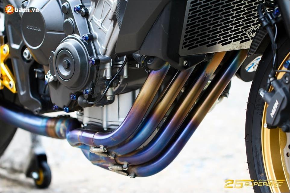Honda CB650F do tinh te qua cong nghe do choi Titanium - 13