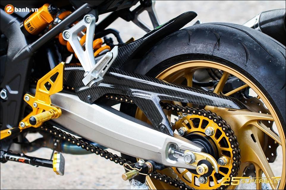 Honda CB650F do tinh te qua cong nghe do choi Titanium - 18