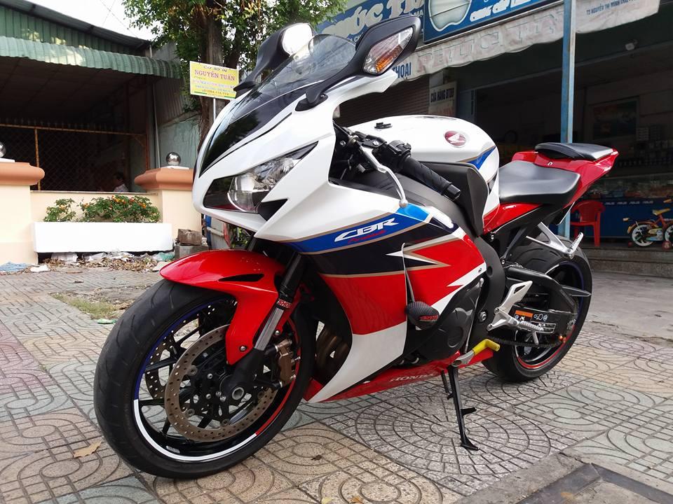 Honda CBR1000rr ABS 2016 Ban HRC
