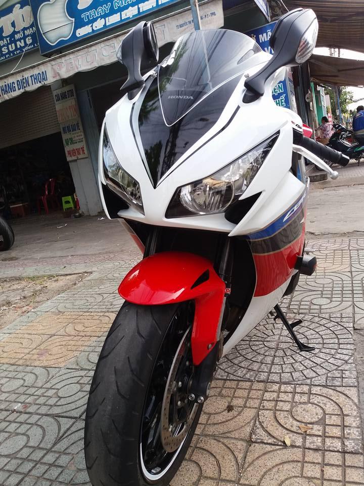 Honda CBR1000rr ABS 2016 Ban HRC - 3
