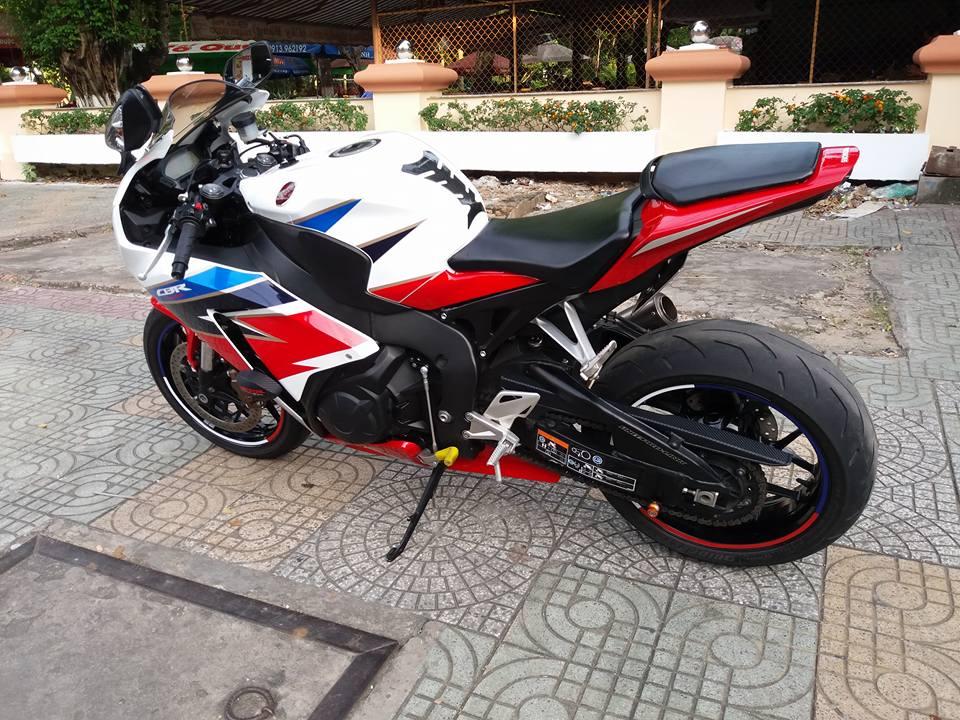 Honda CBR1000rr ABS 2016 Ban HRC - 7