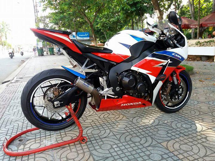 Honda CBR1000rr ABS 2016 Ban HRC - 9