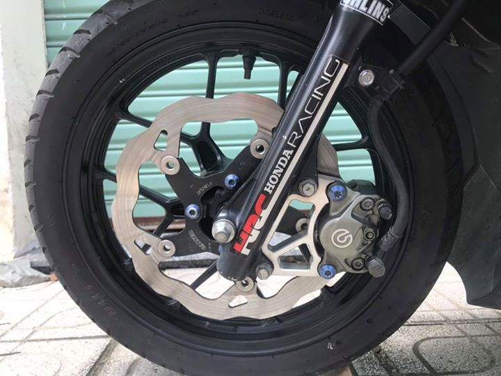 Honda Click do khac la voi phong cach hack nao moi - 6