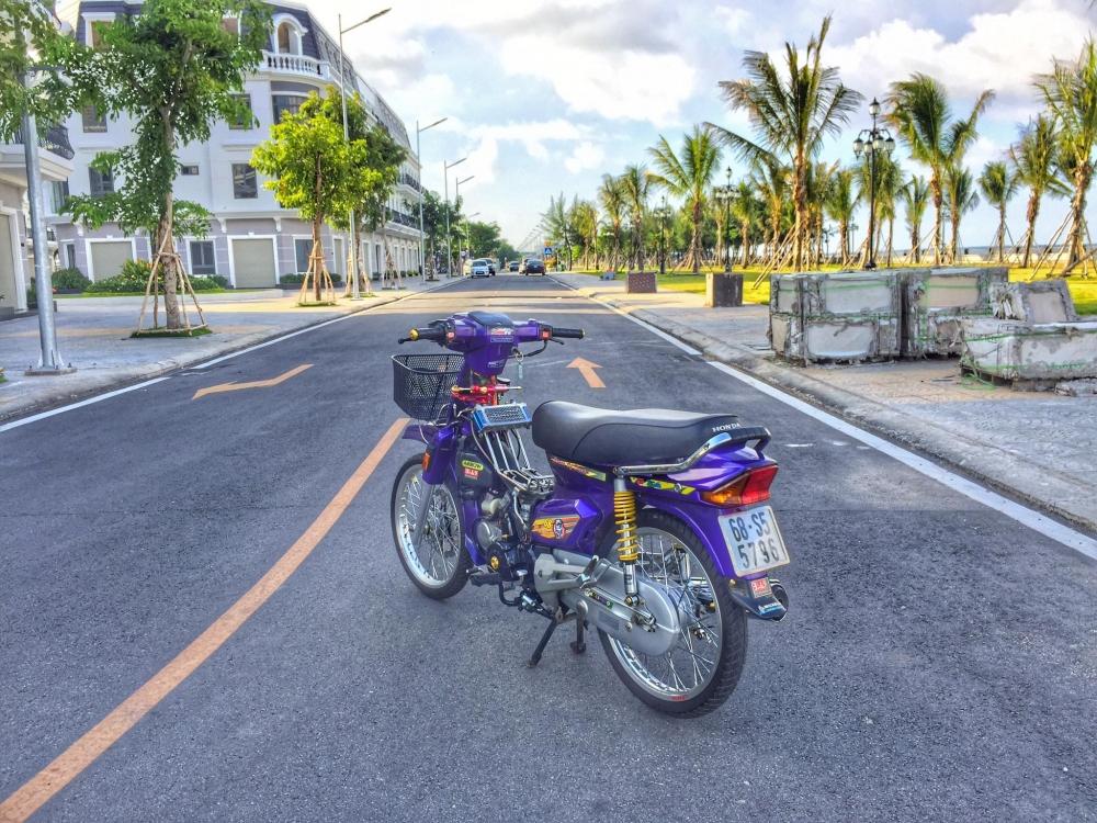 Honda Dream voi phien ban day ngot ngao va tam huyet - 5