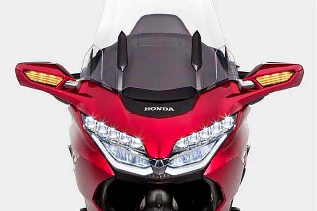 Honda Goldwing 2018 hien nguyen hinh truoc ngay ra mat - 3