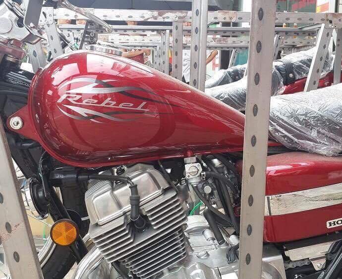 Honda rebell 250 2015 Nhap My - 3