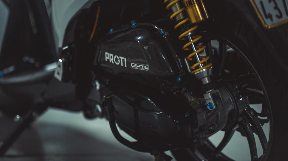 Honda SH do ngon hon 100 trieu dong cua biker Viet