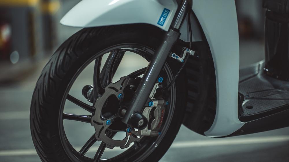 Honda SH do ngon hon 100 trieu dong cua biker Viet - 4