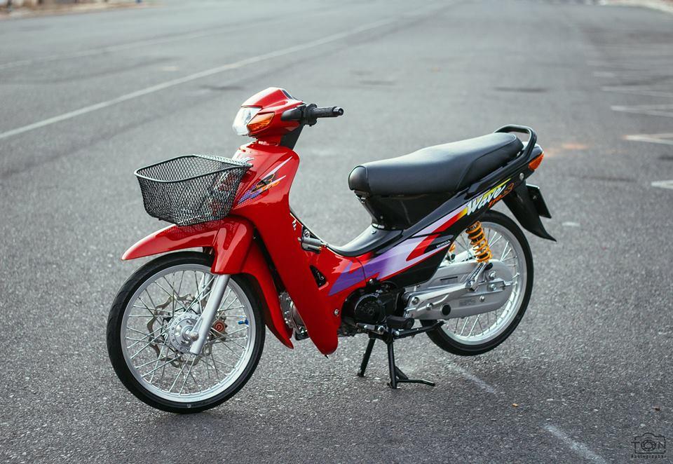 Honda Wave 110 do kieng nhe nhang day ca tinh - 9
