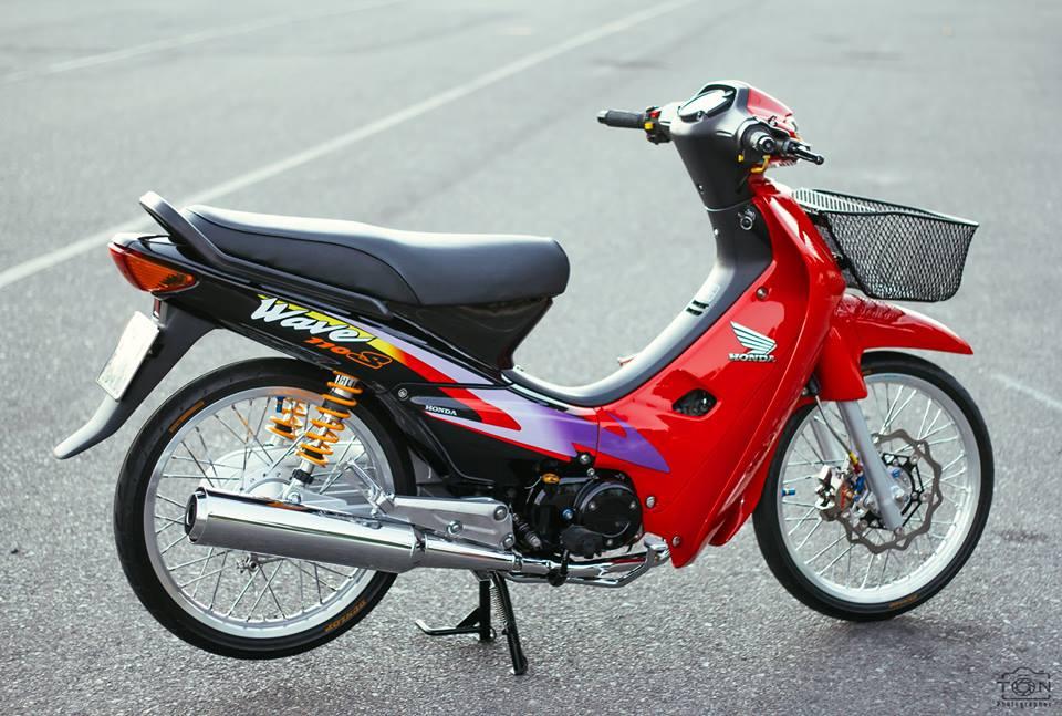 Honda Wave 110 do kieng nhe nhang day ca tinh - 3