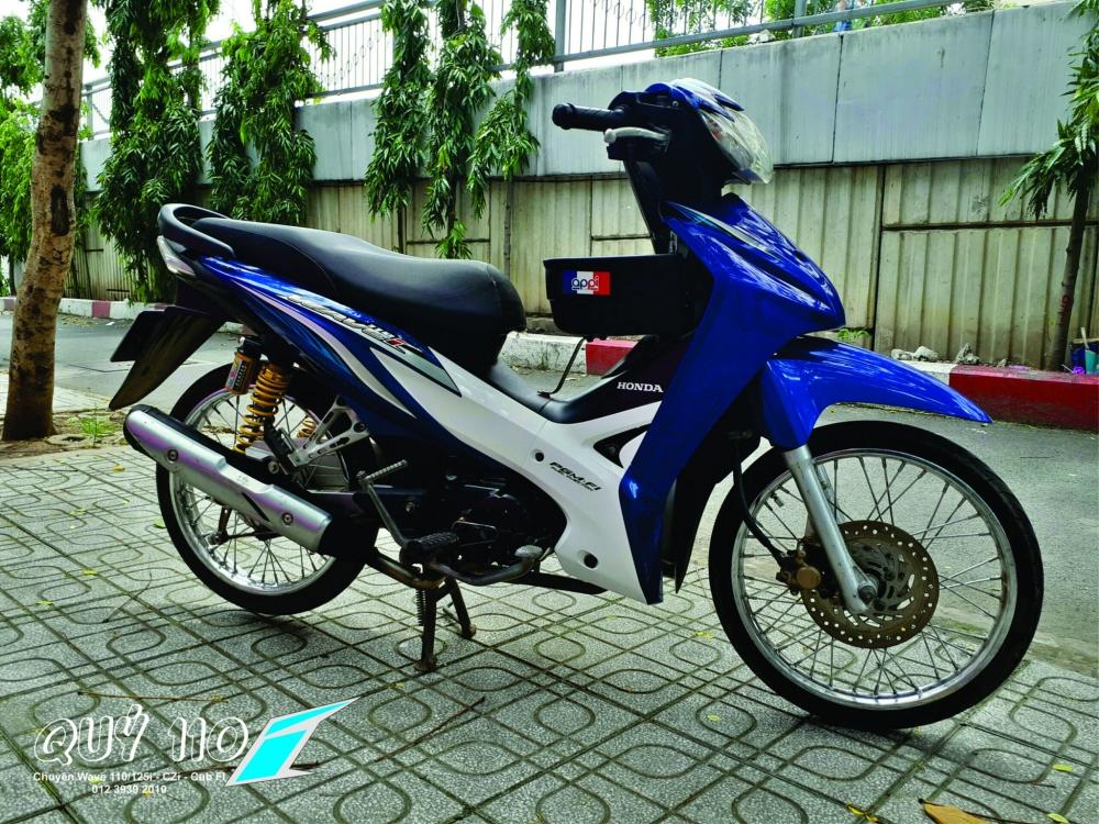 Honda Wave S110 len Wave 110i 2012 - 5