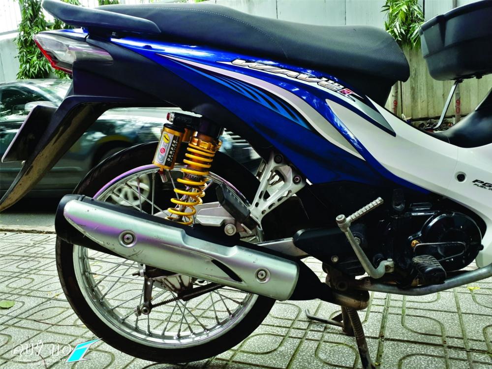 Honda Wave S110 len Wave 110i 2012 - 7
