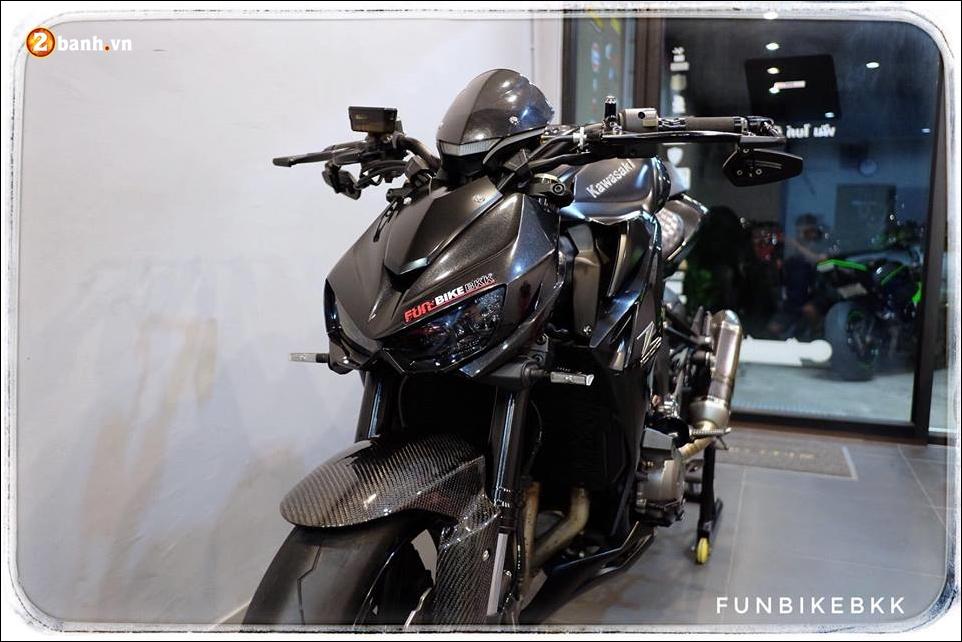 Kawasaki Z1000 do Nakedbike than thanh den khong ty vet - 4