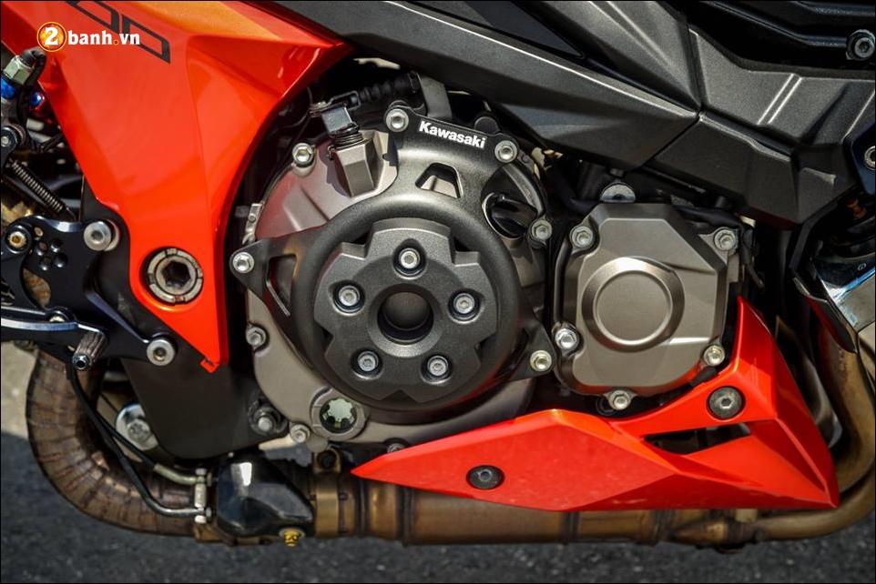 Kawasaki Z800 do ke di biet cung dan chan hang nang - 12