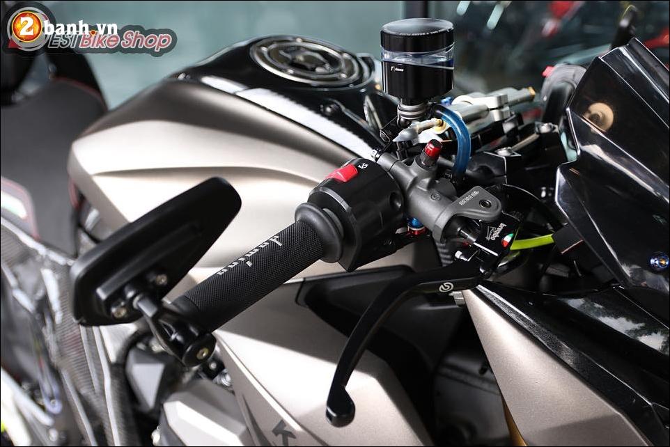 Kawasaki Z800 do nhe cung bo canh Matte Gray cung cap - 5