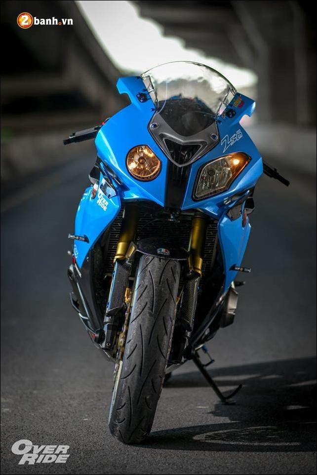 Kawasaki Z800 do tao bao tu y tuong nang cap thanh ca map BMW - 5