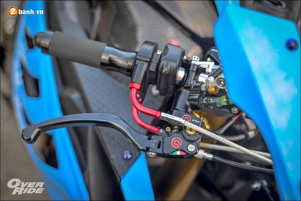 Kawasaki Z800 do tao bao tu y tuong nang cap thanh ca map BMW - 9