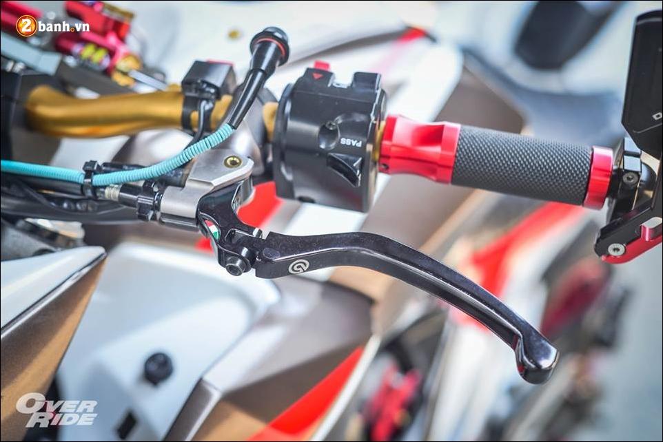 Kawasaki Z800 do Te giac bien the noi bat Racing Red - 8