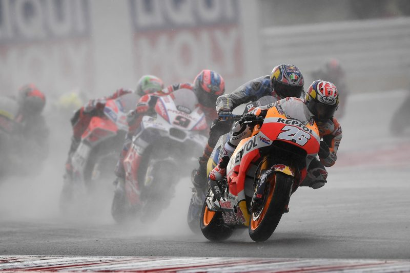 Marc Marquez chien thang day kich tinh trong chang 13 MotoGP 2017