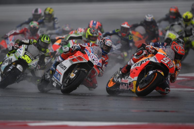 Marc Marquez chien thang day kich tinh trong chang 13 MotoGP 2017 - 3