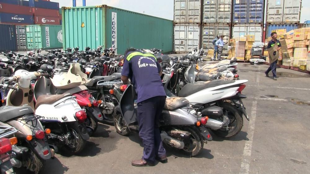 Mua ban xe may chinh hang Yamaha Honda gia re - 7