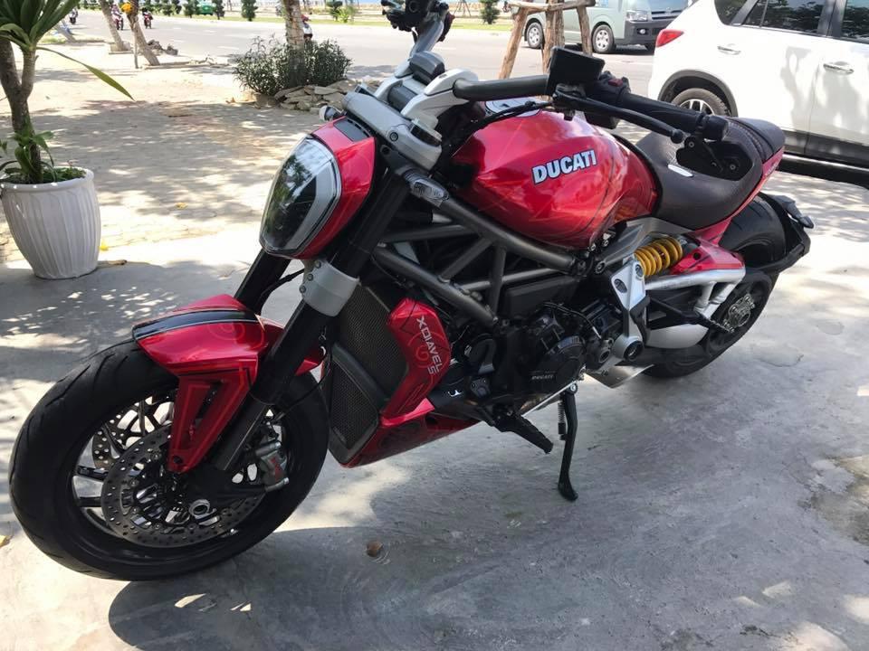 Can ban Ducati XDiavel S 2017 ban y 1 chu dap thung dang ky lan dau 42017 odo 668km xe con bao h - 3