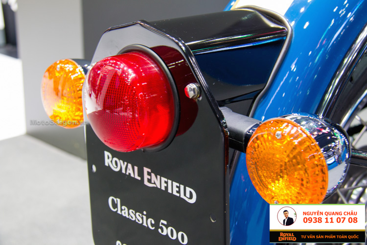 Ban xe ROYAL ENFIELD CLASSIC 500 LH NGUYEN QUANG CHAU 0938 11 07 08 - 12