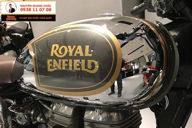 Ban xe ROYAL ENFIELD CLASSIC 500 mau Chrome LH NGUYEN QUANG CHAU 0938 11 07 08 - 5