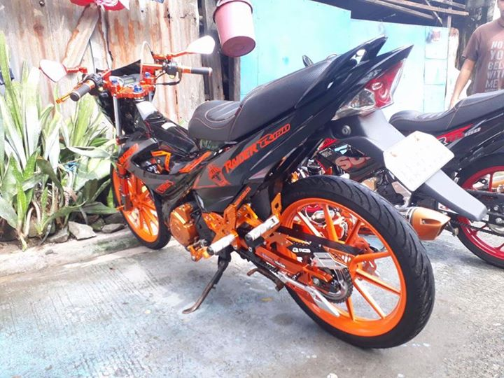 Raider 150 do full do choi cua mot Biker Philippines - 4