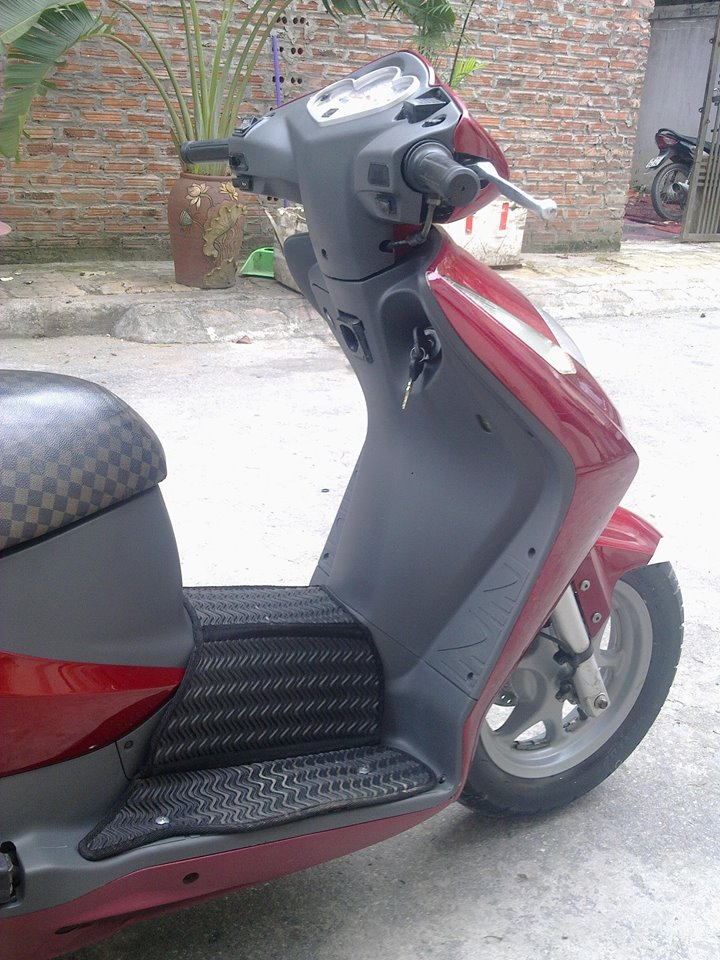 Rao ban Honda Dylan150 nguyen thuy cuc tot dang dung on dinh 29P1199 - 4