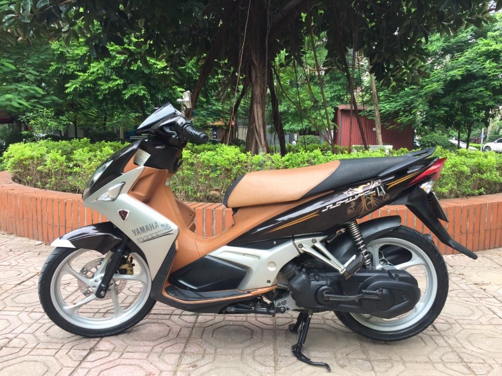 Rao ban xe Yamaha Nouvolx 135 Nau rat moi may chay cuc phe - 3