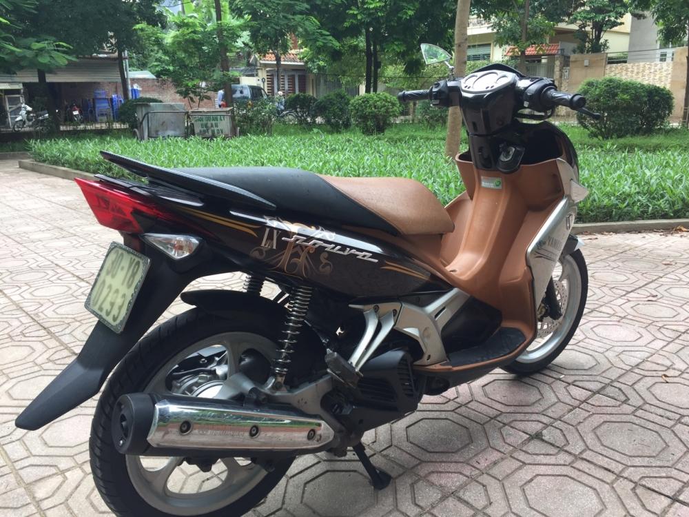 Rao ban xe Yamaha Nouvolx 135 Nau rat moi may chay cuc phe - 4