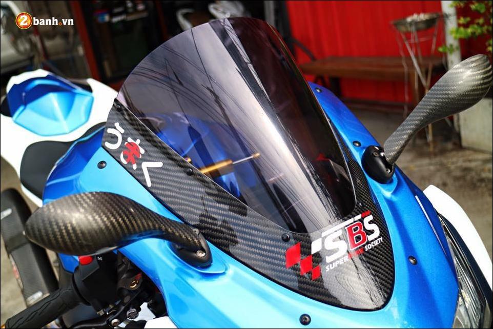 Suzuki GSXR1000 do day me hoac cung loat Option tinh te - 4